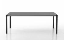 Table contemporaine / en Fenix NTM® / rectangulaire