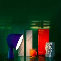 Lampe de table / design original / en polycarbonate / en ABS