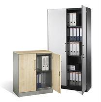 Armoire de classement basse / haute / en bois / en acier