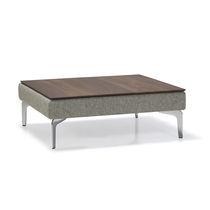 Table basse contemporaine / en chêne / en noyer / en hêtre