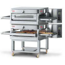 Four professionnel / électrique / à convoyeur / à pizza