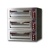 Four électrique / professionnel / à pizza / 3 chambres