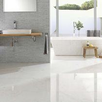 Carrelage d'intérieur / de salle de bain / de sol / en marbre