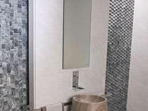 Carrelage d'intérieur / de salle de bain / mural / en quartzite