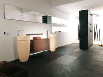 Carrelage d'intérieur / de salle de bain / de sol / en ardoise