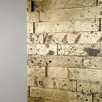 Plaquette de parement en pierre naturelle / intérieure / polie