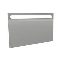 Miroir de salle de bain mural / suspendu / lumineux (LED) / contemporain