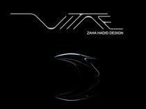 Mitigeur pour vasque / en métal chromé / 1 trou / par Zaha Hadid