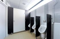 Séparation pour urinoirs professionnel