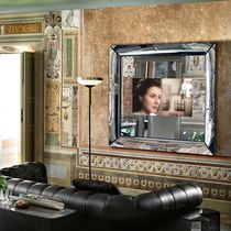 Miroir mural / contemporain / rectangulaire / TV