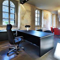 Bureau de direction / en bois / contemporain / professionnel