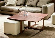 Table basse / contemporaine / en frêne / rectangulaire