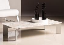 Table basse / contemporaine / en frêne / en noyer