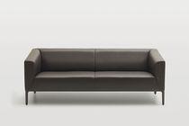 Canapé contemporain / en cuir / en tissu / professionnel