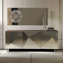 Miroir mural / contemporain / rectangulaire