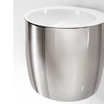 Vasque suspendue / ronde / en céramique / design original