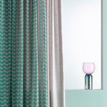 Tissu pour rideaux / pour store enrouleur / à motif / en polyester