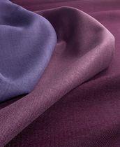 Tissu d'ameublement / uni / en polyester / en toile