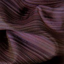 Tissu d'ameublement / à rayures / en soie / en laine