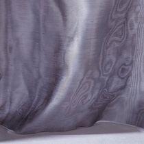 Tissu pour rideaux / uni / en Trevira CS® / transparent