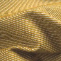 Tissu d'ameublement / à rayures / en polyester / en coton