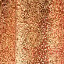 Tissu d'ameublement / à motif / en soie