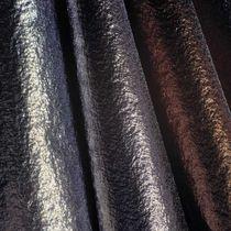 Tissu d'ameublement / uni / en polyester / en métal