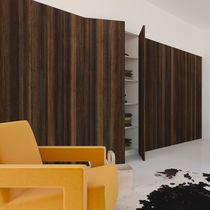 Panneau de séparation / pour agencement intérieur / MDF / en bois