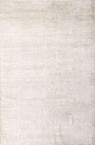 Tapis contemporain / uni / en soie végétale / en coton