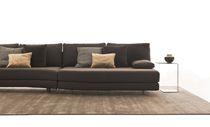 Canapé d'angle / lit / modulable / contemporain