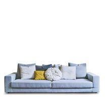 Canapé d'angle / contemporain / en tissu / contract