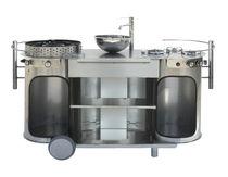 cuisine en acier / modulaire / professionnelle / mobile - bongos ... - Cuisine Professionnelle Mobile