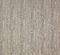 Tissu d'ameublement / pour rideaux / à motif / en lin