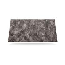 Plan de travail en pierre semi-précieuse / en bois fossilisé / en Solid Surface / de cuisine