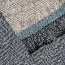 Tapis contemporain / uni / en fibres synthétiques / rectangulaire