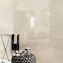 Carrelage d'intérieur / de salle de bain / de sol / en céramique
