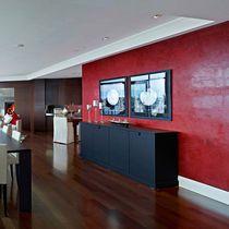 Enduit décoratif / d'intérieur / pour mur / en plâtre