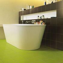 Carrelage d'intérieur / de salle de bain / au sol / en céramique