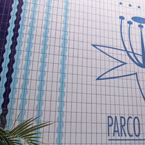Carrelage de piscine / mural / pour sol / en grès cérame