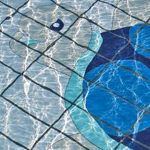 Carrelage de piscine / pour sol / en grès cérame / motif animal