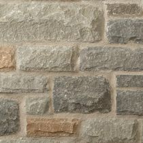 Parement en pierre naturelle / extérieur / texturé / décoratif