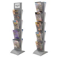 Présentoir pour brochures / en Plexiglas® / pour commerce