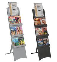 Présentoir pour brochures / en métal / pour commerce