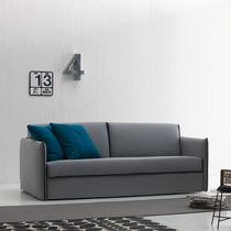 Canapé lit / contemporain / en tissu / 3 places