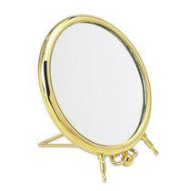Miroir à poser / classique / rond / grossissant