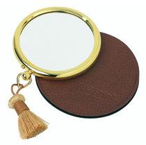 Miroir à poser / contemporain / ovale / double face
