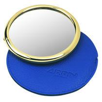 Miroir à poser / contemporain / ovale / grossissant