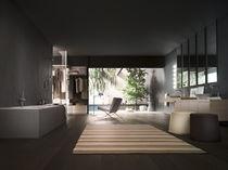 Set de douche encastrable au mur / contemporain / avec douche à main / thermostatique