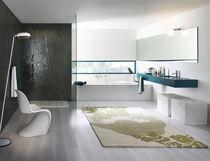 Set de douche encastrable au mur / mural / contemporain / avec douche à main