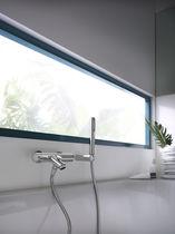 Mitigeur pour baignoire / de douche / mural / en laiton